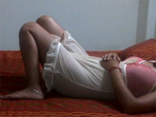 Dp fhg 793. Married indian couple in their bedroom seducing each other