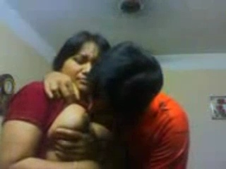 Dp fhg 816. Curvy juicy bhabhi getting her boobs sucked by her hubby