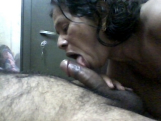 Dp fhg 817. Mature indian housewife licking and drinking ejaculate