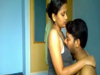 Dp fhg 861. Married indian couple seducing each other in bedroom