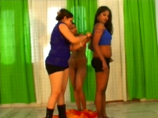 Dp fhg 083. Three mature having a fun
