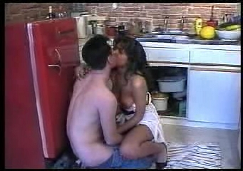Dp fhg 291. Couple enjoy sex in kitchen