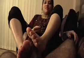 Dp fhg 469. Mature couple playing with big cock